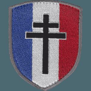 Croix de Lorraine France libre