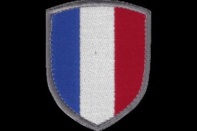 Patch Drapeau Français brodé