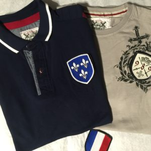 Polo et T-Shirt