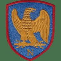 Blason Impérial de napoléon brodé