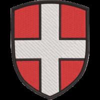 Blason Savoie brodé