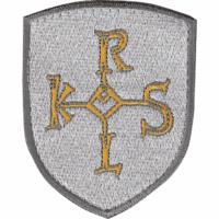 Blason Monograme de Charlemagne, KAROLUS