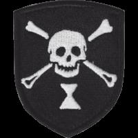 Blason patch Pirate Emmanuel Wynne
