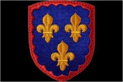 Patch Ecusson du Berry