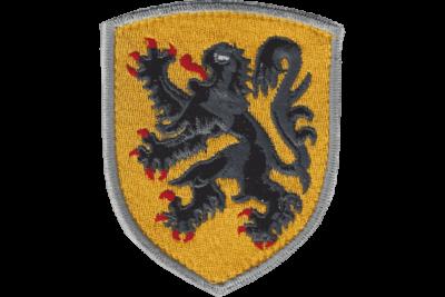 Blason Nord Pas de Calais brodé