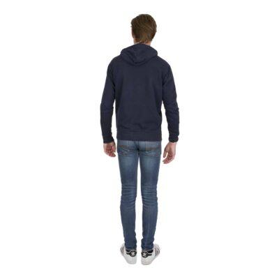 Sweatshirt Galaad dos porté