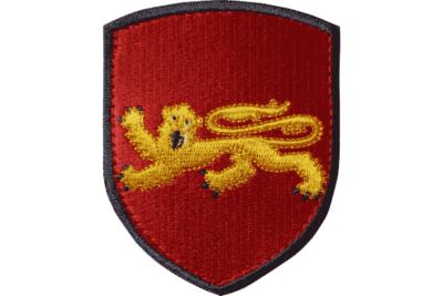 Patch Blason de l'Aquitaine brodé