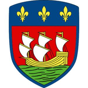 Blason de la Rochelle