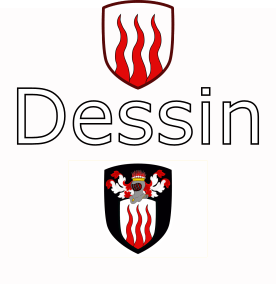 Forfait Dessin Ecusson Blason