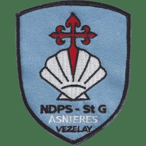 Pélerinage des péres de famille de Vezelay