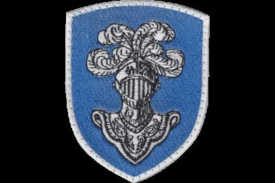 Blason heaume de cavalerie