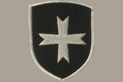 Blason Ordre Hospitalier de St Jean de Terre Sainte