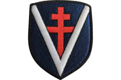 Ecusson V of Victory - V de la victoire