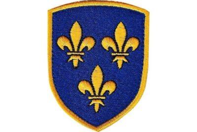 Blason royaume de France
