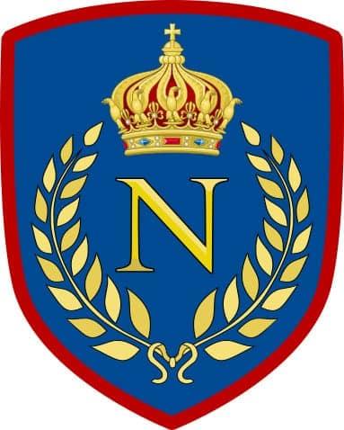 Blason N de Napoleon